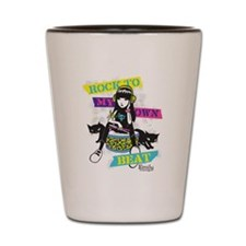 Rock To My Own Beat Shot Glass