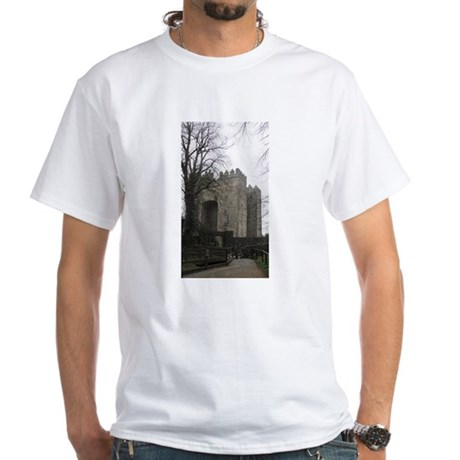 Bunratty Castle White T-Shirt