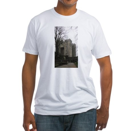 Bunratty Castle Fitted T-Shirt
