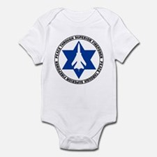 Israeli - Peace through superior firepower Infant