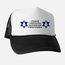 Israeli - Peace through superior firepower  Trucke
