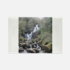 Torc waterfall Rectangle Magnet