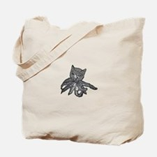 The Gray Octopussy Tote Bag