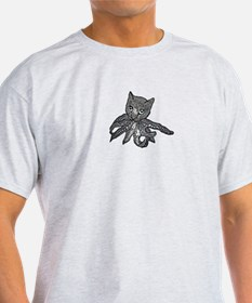 The Gray Octopussy T-Shirt
