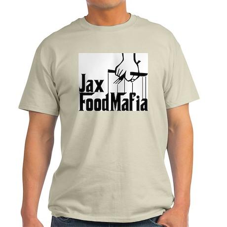 Jax Food Mafia Light T-Shirt