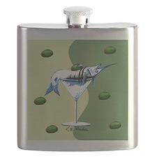 Marlin Martini green Flask