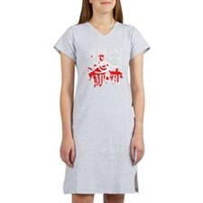 For the Love of the Vampyre Women's Nightshirt
