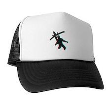 3D Freefall 1 Trucker Hat