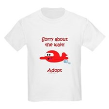 Sorry about the wait (boy) T-Shirt