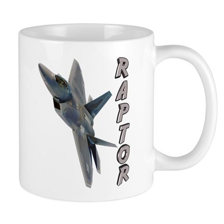 Air Force F22 Raptor Mug