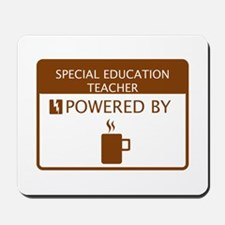 Special Education Teacher Powered by Coffee Mousep