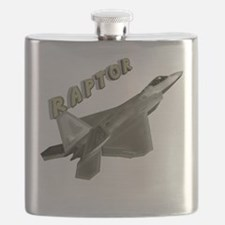 Air Force F22 Raptor Flask