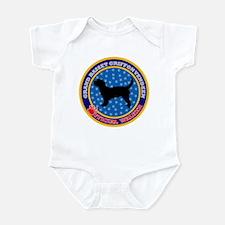 Grand Basset Griffon Vendeen Infant Creeper