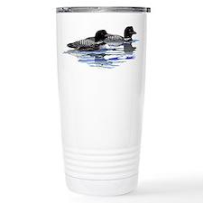 loon family Travel Mug