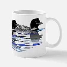 loon family Mug