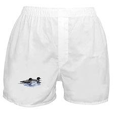 loon family Boxer Shorts