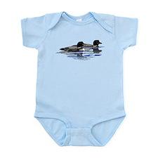 loon family Infant Bodysuit