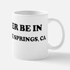 Rather: AGUA CALIENTE SPRINGS Small Small Mug