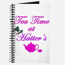 Tea Time at Hatters Journal