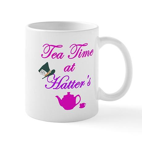 Tea Time at Hatters Mug
