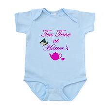 Tea Time at Hatters Infant Bodysuit