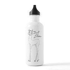 Dali Llama Water Bottle