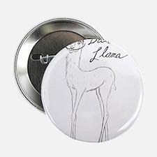 """Dali Llama 2.25"""" Button"""