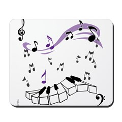 OYOOS Piano notes design Mousepad