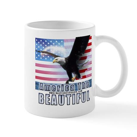 Beautiful America Mug