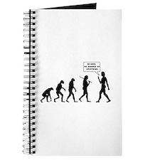 The Evolution Of Man. Turn Back Journal