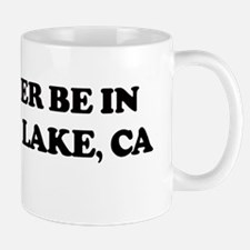 Rather: BIG BEAR LAKE Mug