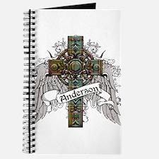 Anderson Tartan Cross Journal