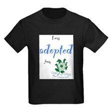I was Adopted from Oops-a-Dazy T