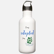I was Adopted from Oops-a-Dazy Water Bottle