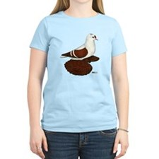 Red Wing Pigeon T-Shirt
