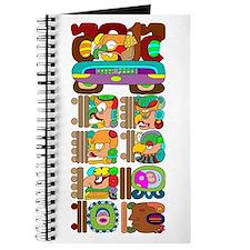 Mayan Stela Journal