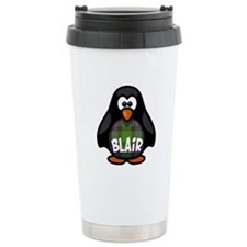 Blair Tartan Penguin Travel Mug