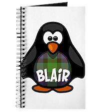 Blair Tartan Penguin Journal