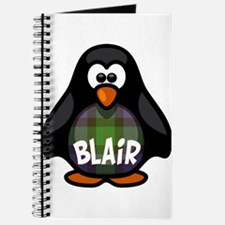 Blair Tartan Penguin Journal