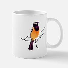 Baltimore Oriole on a Branch Mug
