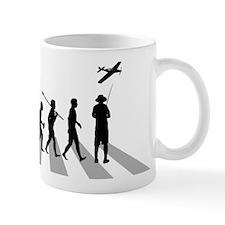 Remote Control Plane Mug