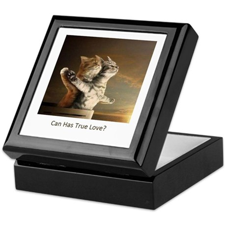 Titanic Cats Keepsake Box