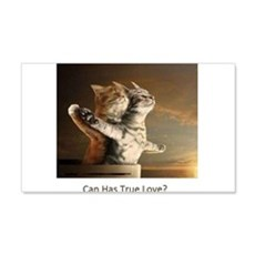 Titanic Cats Wall Decal