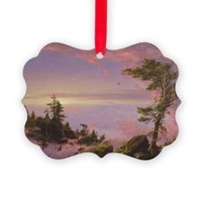 Above the Clouds Ornament