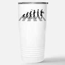 Silly Walks Travel Mug