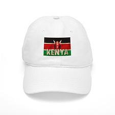 Heart Kenya Baseball Cap