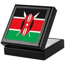 Kenya Keepsake Box