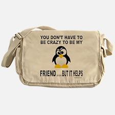 BFF/BEST FRIEND Messenger Bag