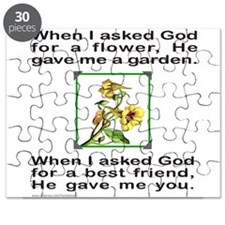 BFF GOD GAVE ME YOU Puzzle