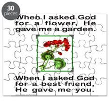 GOD GAVE ME YOU Puzzle
